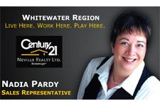 Photo of Nadia Pardy, Century 21 Neville Realty Ltd.